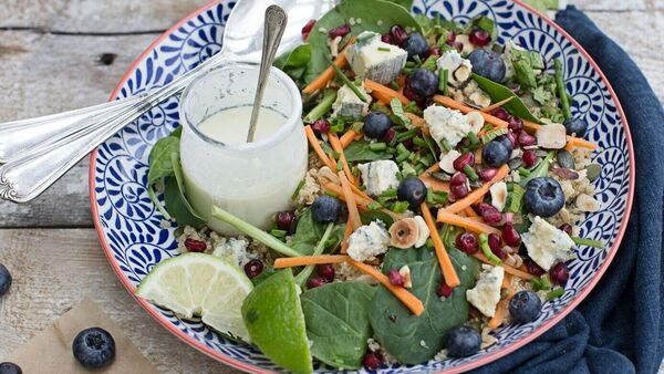 Monday Motivation with Derval O'Rourke: Outdoor exercise and superfood salad